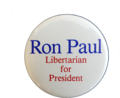Button Paul-Ron President 1988.png