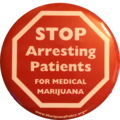 Button Stop-Arresting-Patients Marijuanapolicy.png