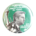 Clark koch campaign button 1980-3.png