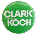 Clark koch campaign button 1980-4.png